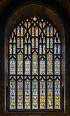Southwell Minster West Window, Nottinghamshire, UK - Diliff.jpg