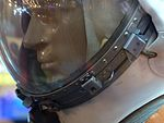 Space suits in Memorial Museum of Cosmonautics, Moscow, Russia, 2016 09.jpg