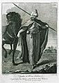 Spahis, or horse soldier - Calvert Frederick (baron Baltimore) - 1769.jpg