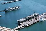 Spanish carrier Dedalo at Naval Station Rota 1976.JPEG