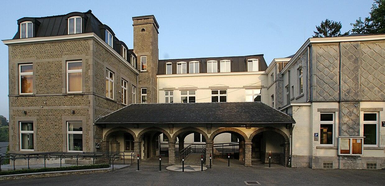 Sprimont (Belgium): Town Hall