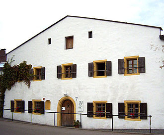 Gruppe SPUR - Spur Museum in Cham, Germany.
