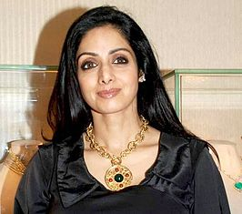 Sridevi during audiolaunch.jpg