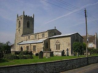 Northorpe, West Lindsey human settlement in United Kingdom