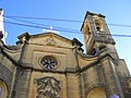 St. Benedict Joseph Labre Church Gozo belfry.jpg