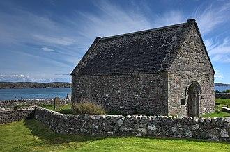 St Oran's Chapel - St Oran's Chapel