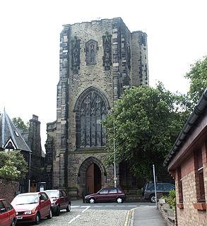 St Albans Church, Macclesfield Church in Cheshire, England
