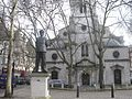 St Clement Danes church (8431382862).jpg
