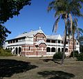 St Columba's Convent (former), from S (2010).jpg