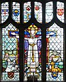 St Edmund, Larkswood Road, Chingford, London E4 - Window - geograph.org.uk - 1701641.jpg