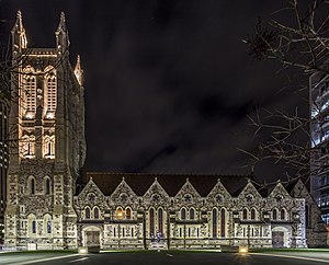 St Francis Xavier's Cathedral, Victoria Square