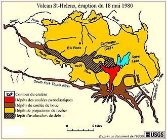 Mount St Helens datation radiométrique