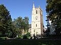 St James's Priory, Bristol, tower.jpg