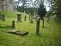 St John's Church, Cononley, Graveyard - geograph.org.uk - 1534060.jpg