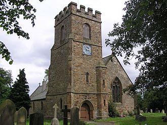 Bishopton, County Durham - Image: St Peter's Church, Bishopton