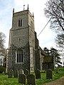St Peter's church - geograph.org.uk - 773230.jpg