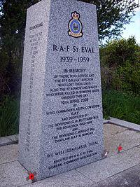 St eval memorial
