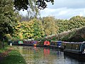 Staffordshire and Worcestershire Canal at Stewponey, Staffordshire - geograph.org.uk - 1024500.jpg