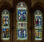Stained glass in east window, Chichester Cathedral.jpg