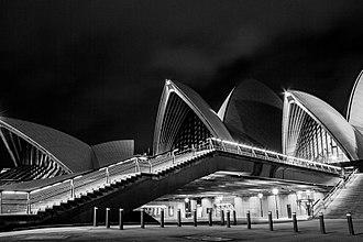Boondoggle - Stairs of Sydney Opera House