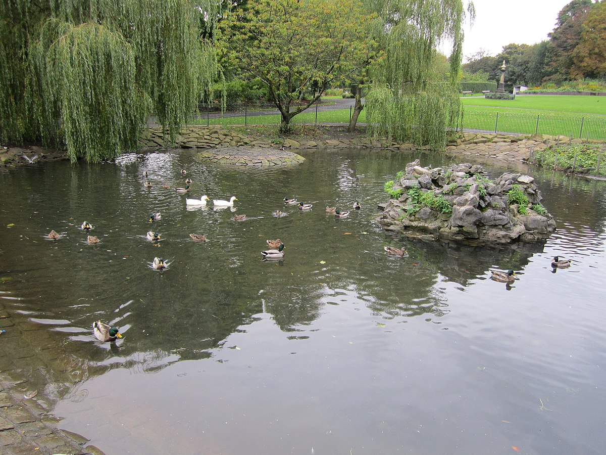 stamford park  tameside
