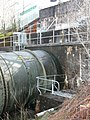 Start of pipeline to Tummel Bridge power station - geograph.org.uk - 751529.jpg