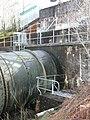Start of pipeline to Tummel Bridge power station - geograph.org.uk - 751529.jpg