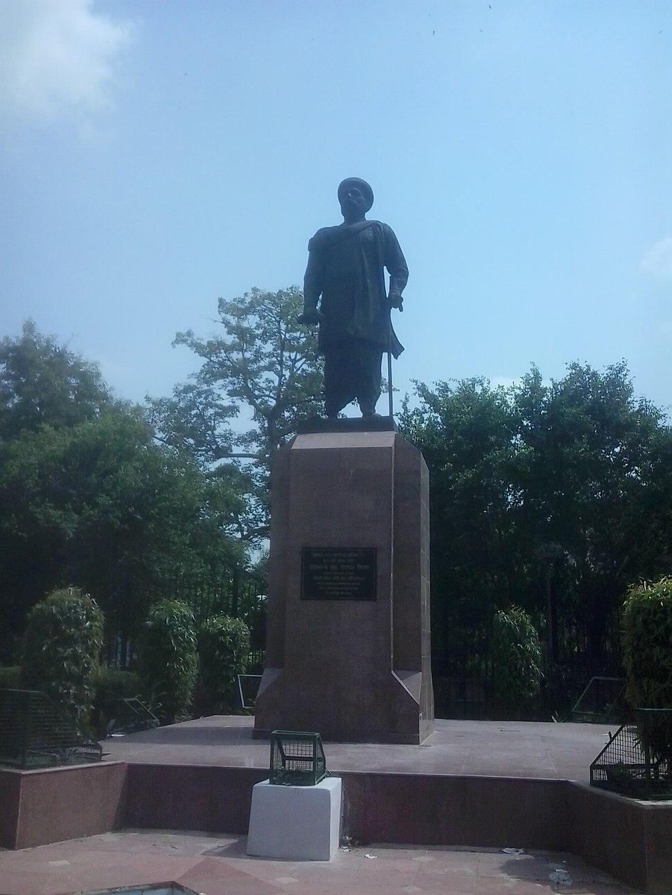 Statue of Tilak