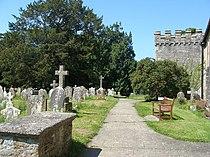 Staverton churchyard - geograph.org.uk - 1320486.jpg