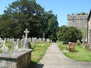 Staverton, Devon village in the United Kingdom