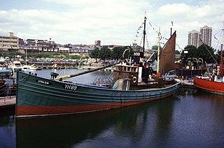 Drifter (fishing boat) Type of fishing boat