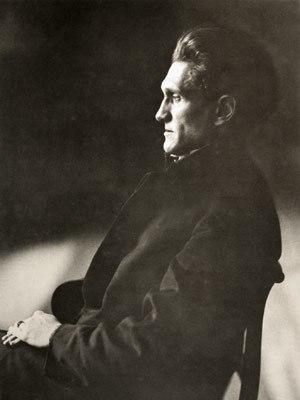Stefan George - Stefan George, 1910