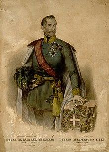 Istorija Vojvodine 220px-Stefan_Supljikac_color