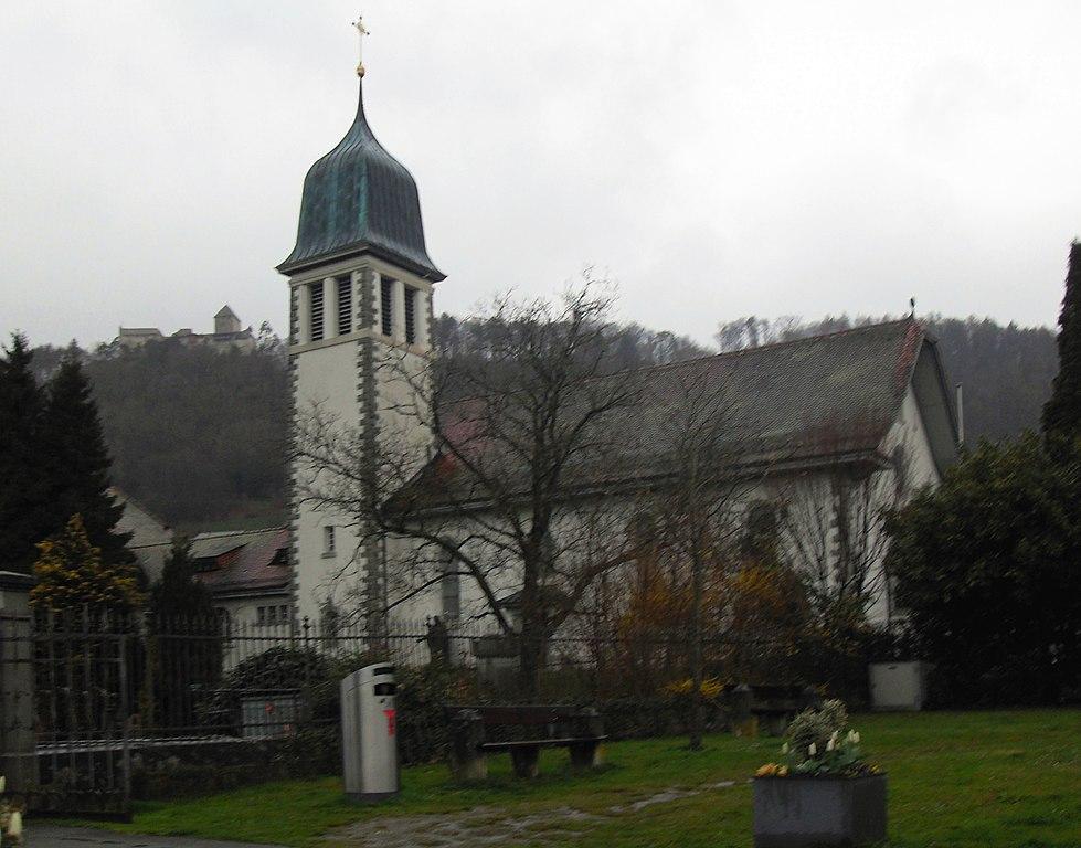 Kirche Stein