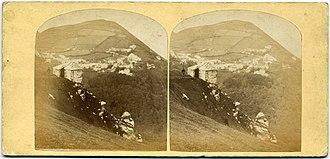 William Eastman Palmer & Sons - Image: Stereo card Lynton Devon 001