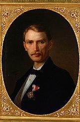 Stevan Todorović - Portrait of Milan Đ. Milićević, 1866.jpg