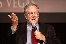 Steve Forbes at FreedomFest, Las Vagas, Navada, USA-12July2013.jpg
