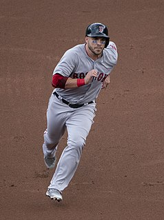 Steve Pearce (baseball) baseball player from the United States of America