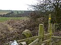 Stile and way markers - geograph.org.uk - 1753065.jpg