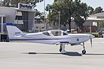 Stoddard-Hamilton Glasair SH-3 (N639DM) taxiing at Wagga Wagga Airport.jpg