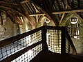 Stokesay Castle, the great hall - geograph.org.uk - 1507225.jpg