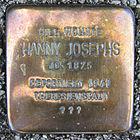 Stolperstein für Hanny Josephs