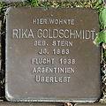 Stolperstein Rika Goldschmidt.jpg