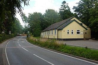 Stonham Aspal - Stonham Aspal Pre School – geograph.org.uk – 1413765