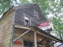 Un magasin nommé Woody's