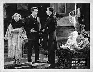 <i>Strange Idols</i> 1922 film directed by Bernard Durning