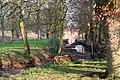 Stream, Birtsmorton Court - geograph.org.uk - 706431.jpg