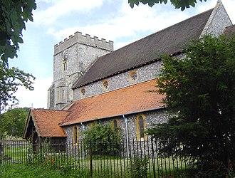 Streatley, Berkshire - St. Mary's parish church