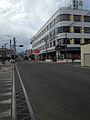 Street view of Fujikawaguchiko, Yamanashi near Kawaguchiko Station 2.jpg