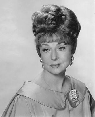Agnes Moorehead - Promotional photo of Moorehead (1950s)